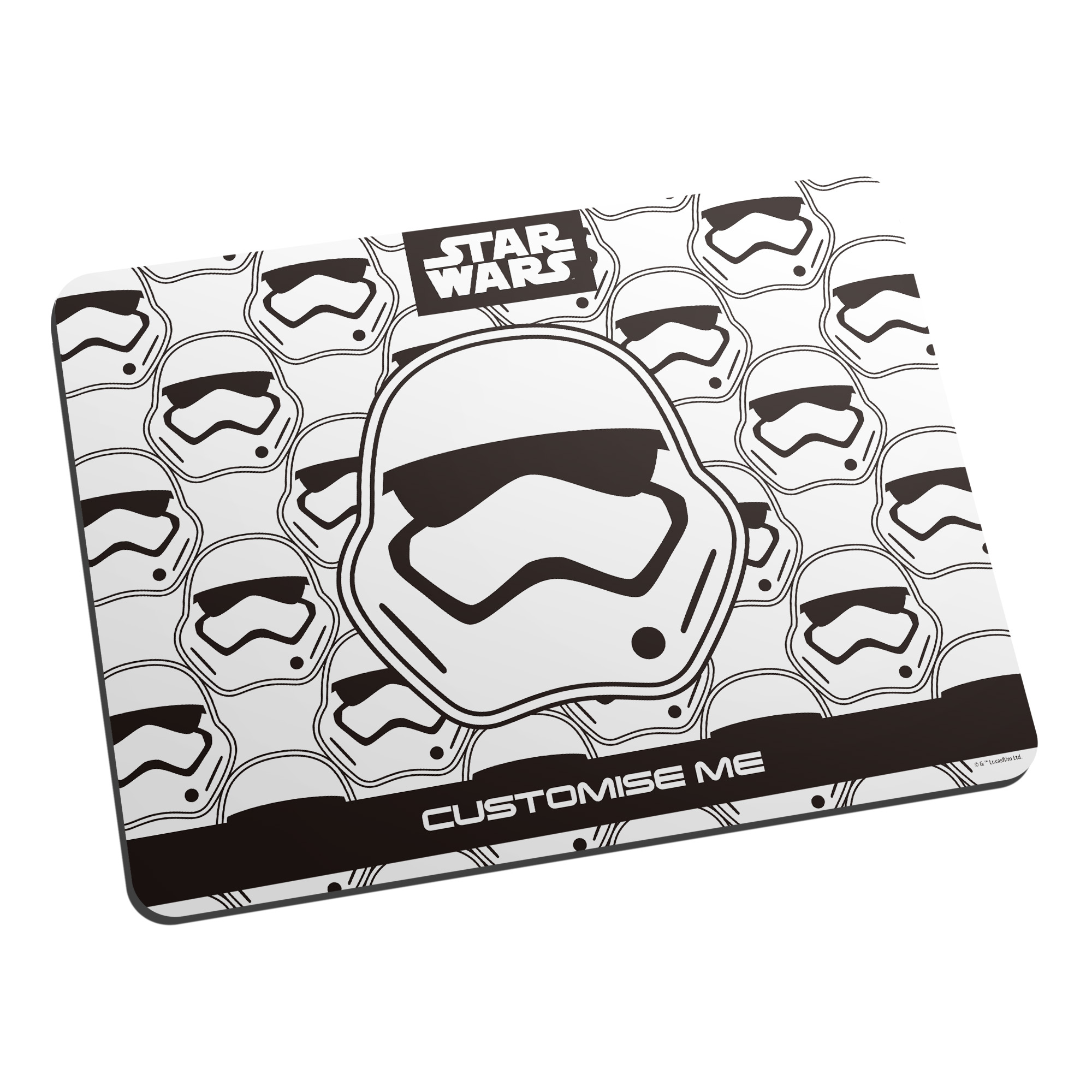 Star Wars Storm Trooper Mouse Mat