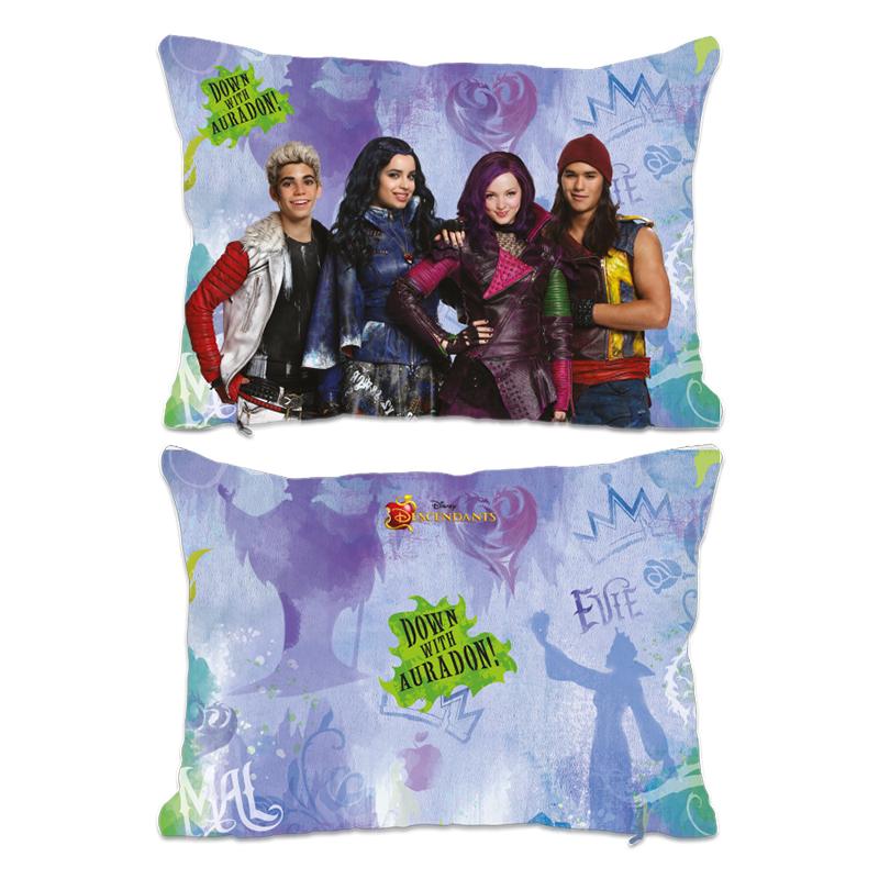 Disney The Descendants Group Design Extra Large Fiber Cushion