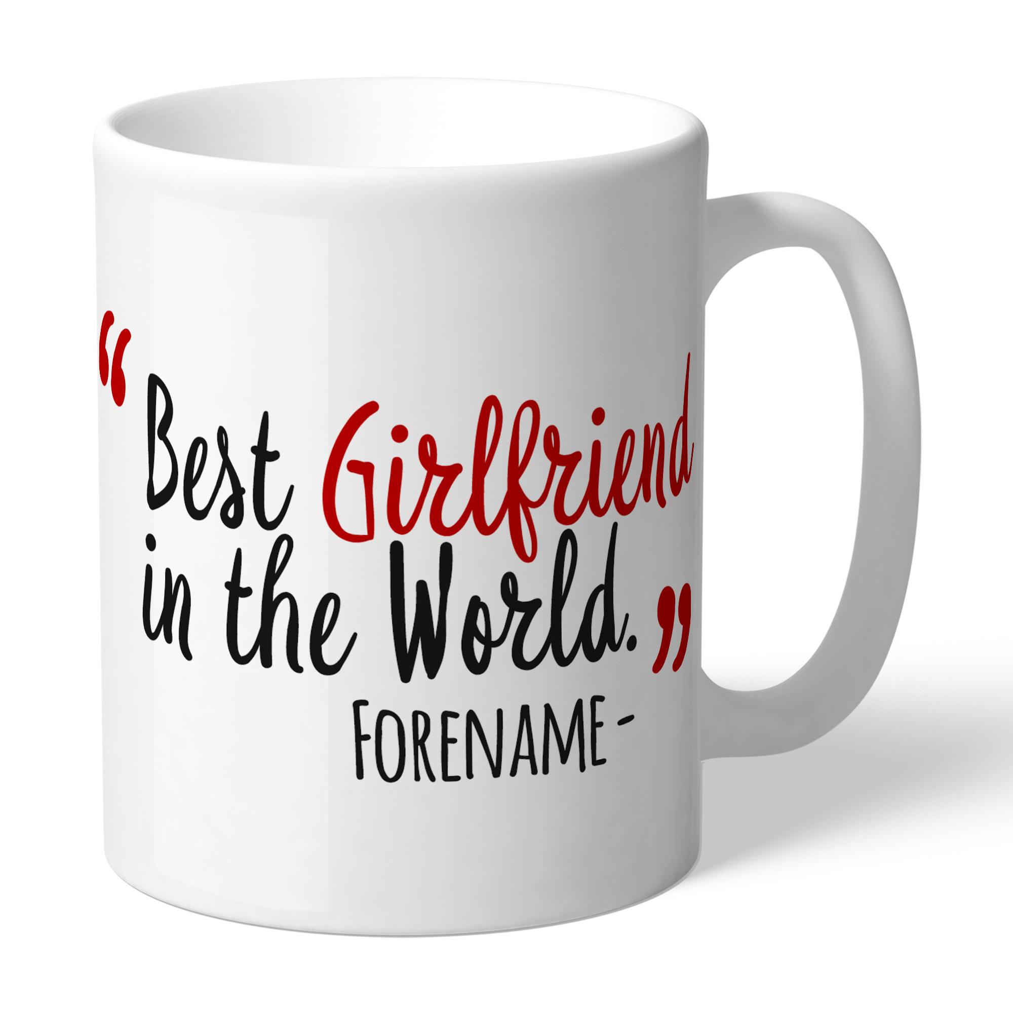 Brentford Best Girlfriend In The World Mug