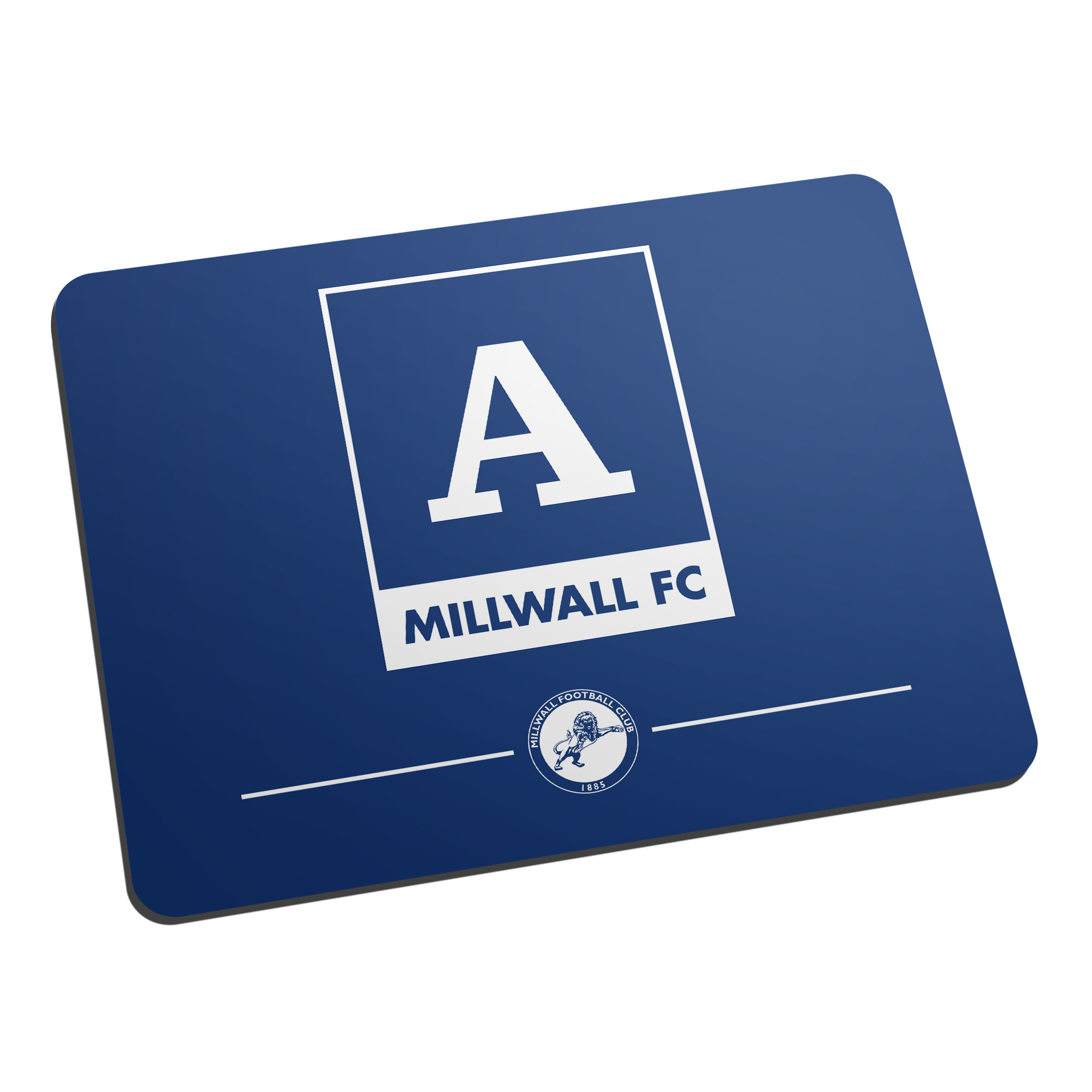 Millwall Monogram Mouse Mat