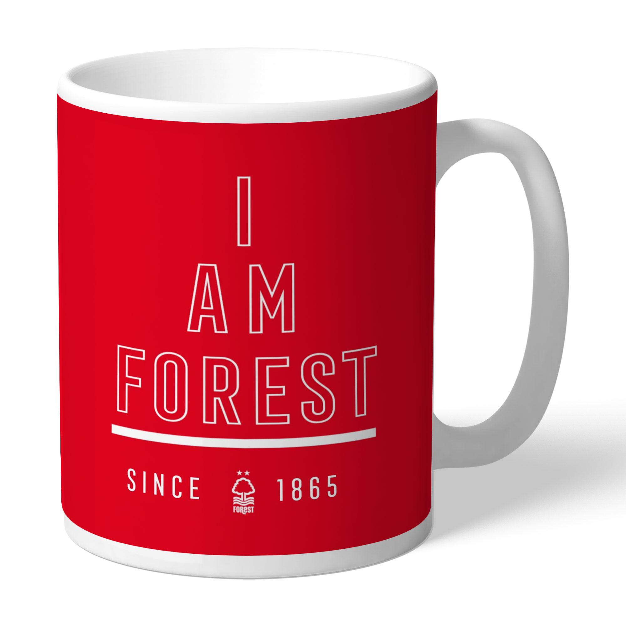 Nottingham Forest FC I Am Mug
