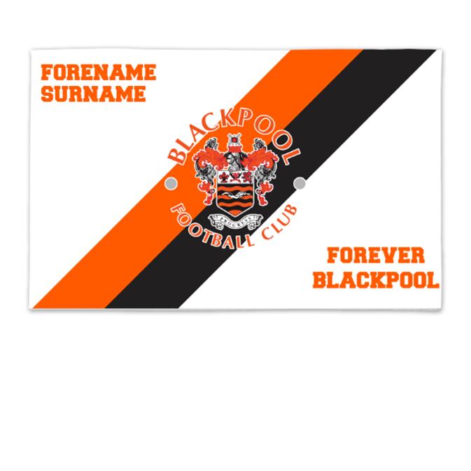 Blackpool Forever 8ft x 5ft Banner