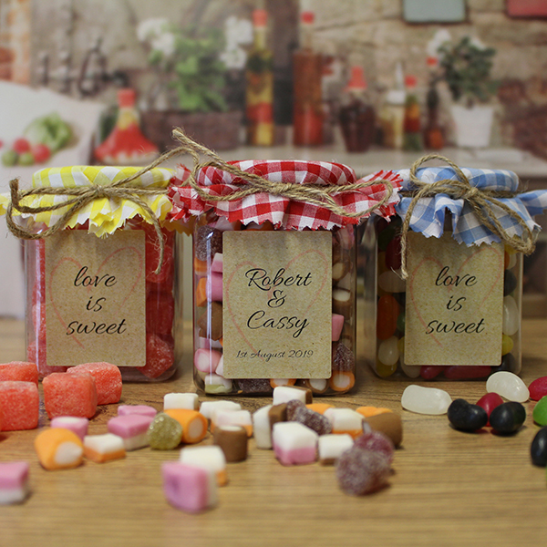 Rustic Sweet Jar Trio