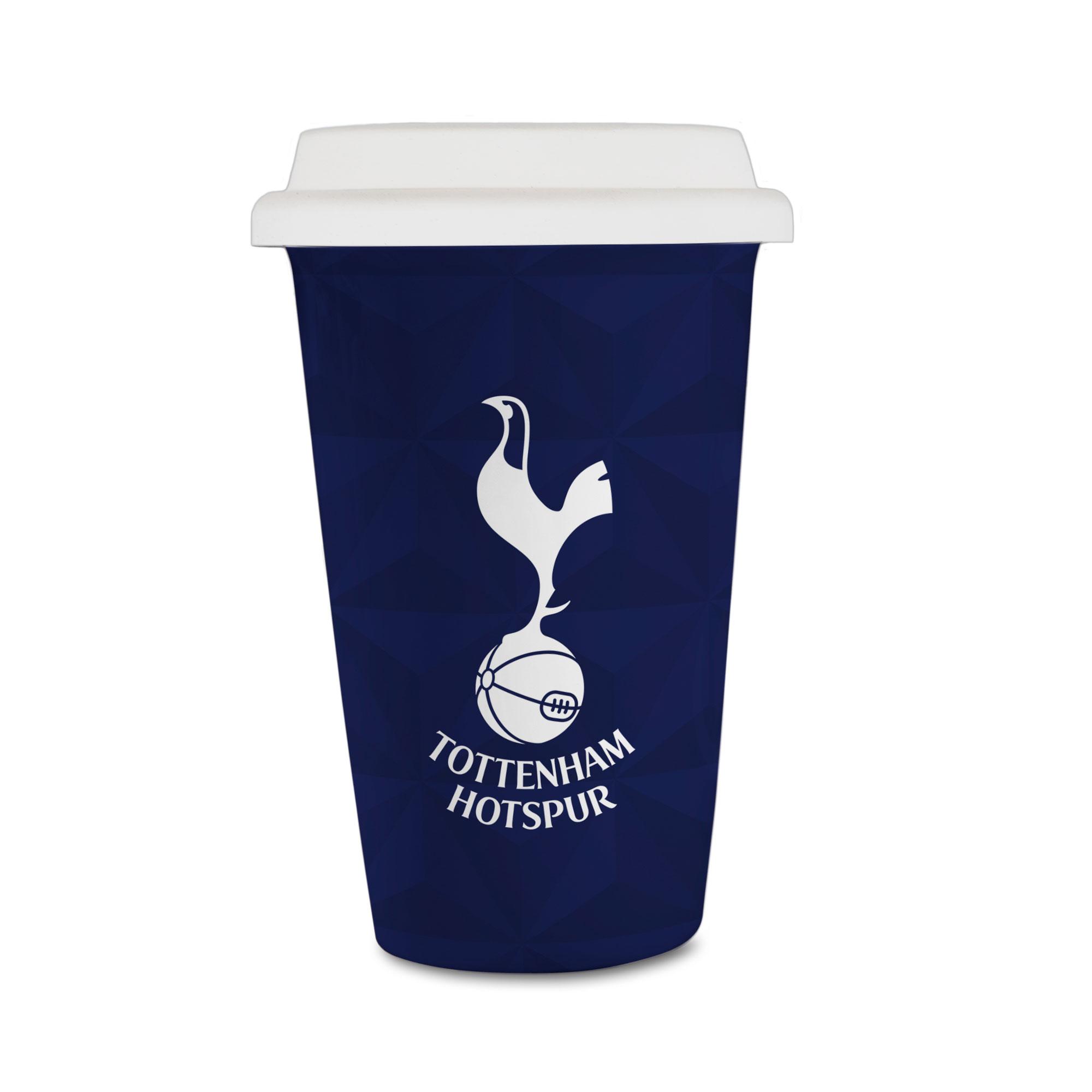 Tottenham Hotspur Crest Reusable Cup