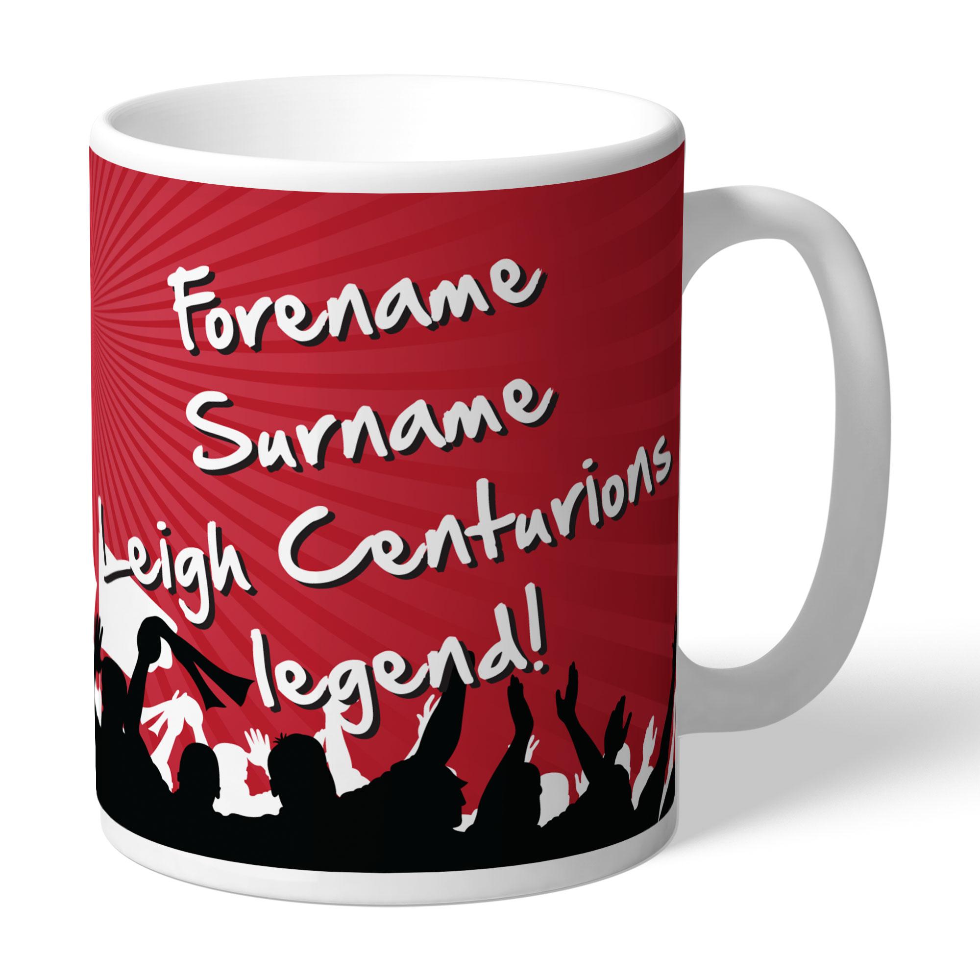 Leigh Centurions Legend Mug