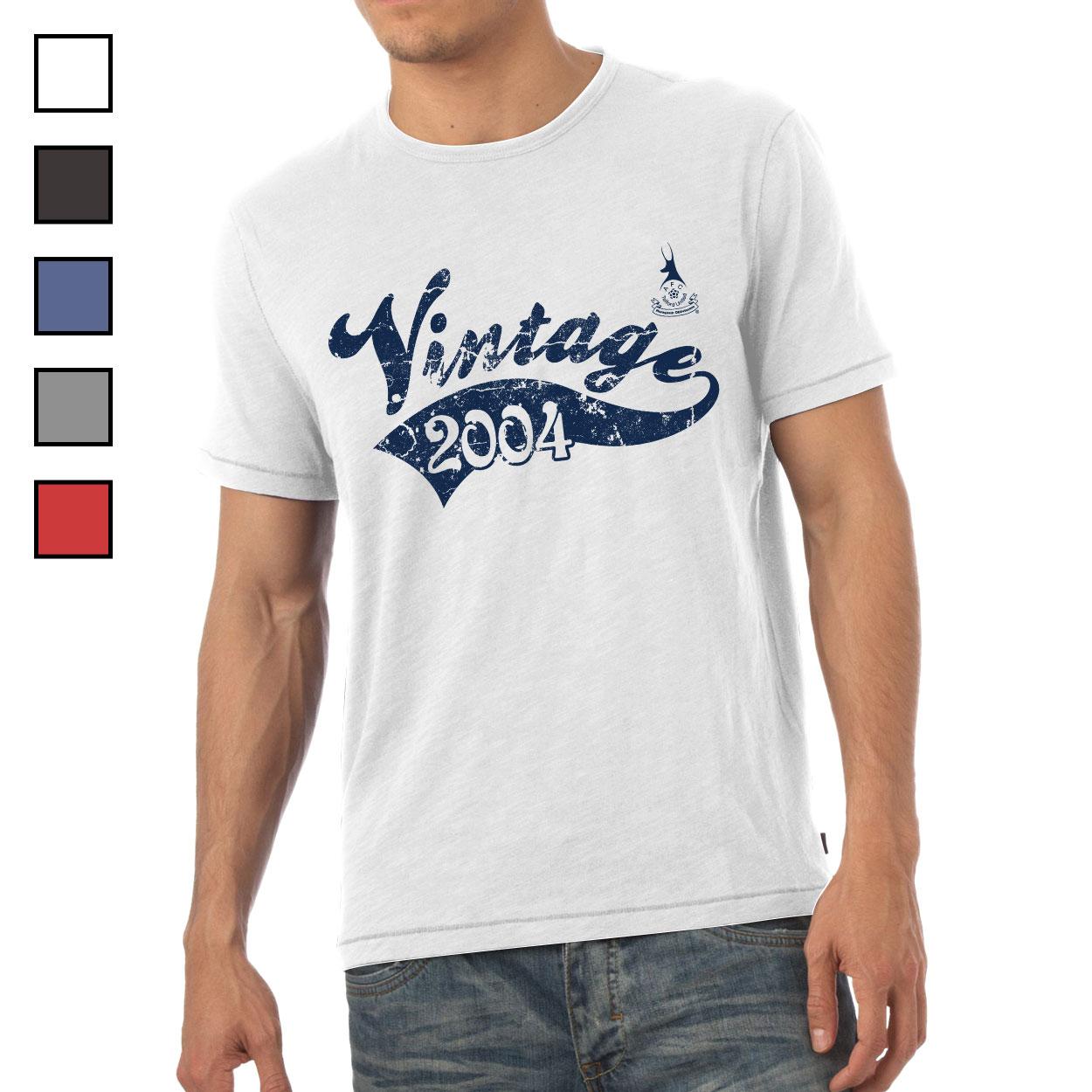 AFC Telford United Mens Vintage T-Shirt