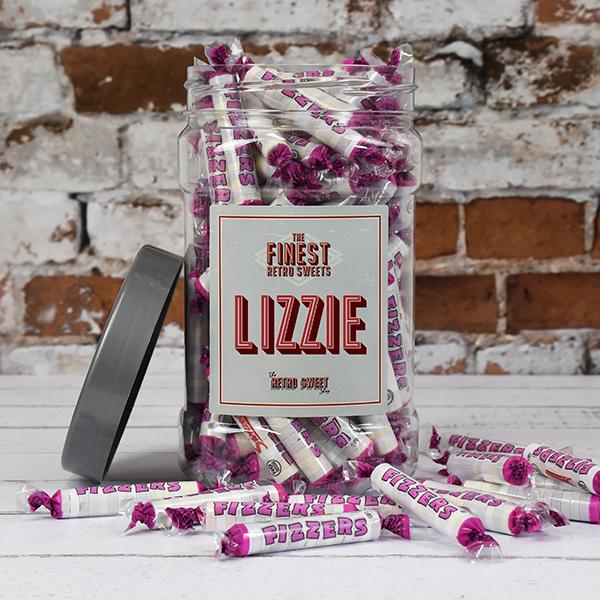 Fizzers Sweet Jar
