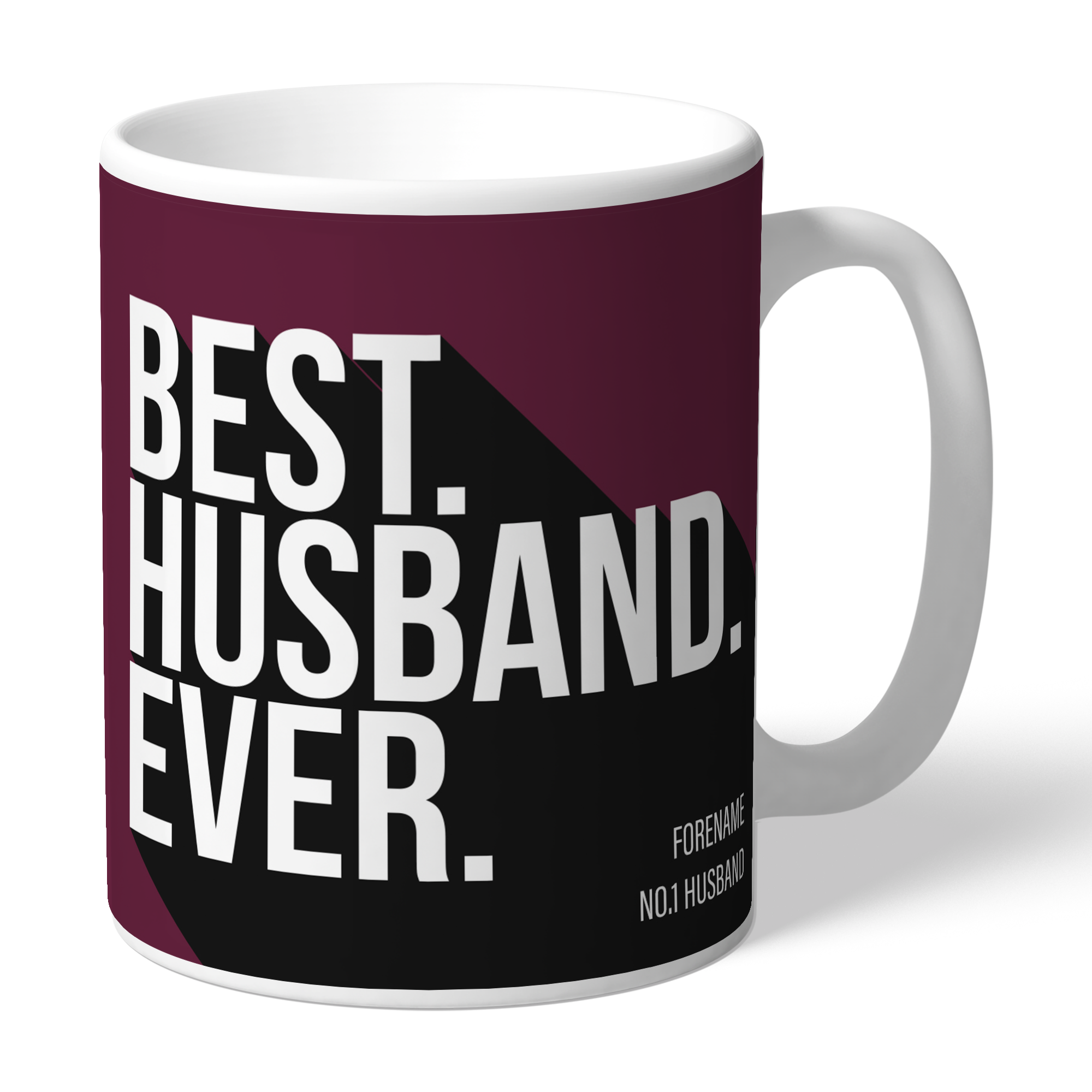 Burnley FC Best Husband Ever Mug