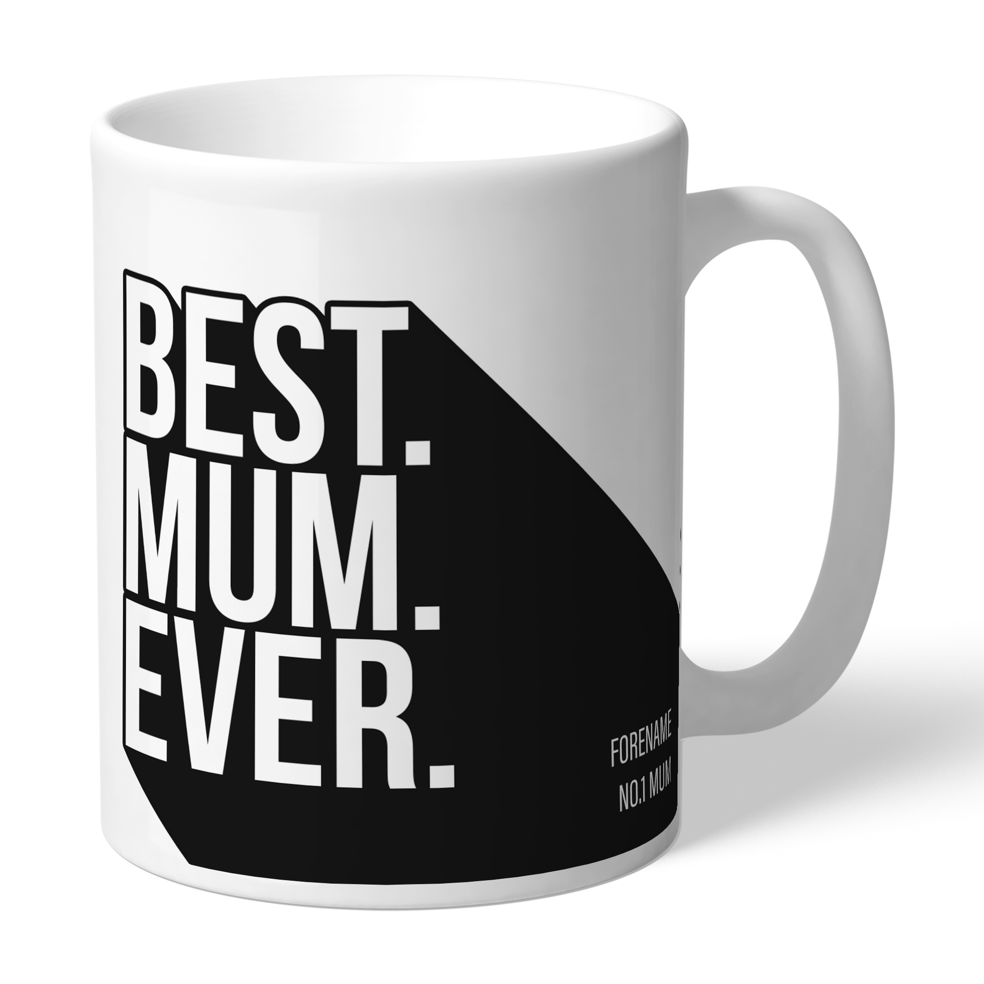 Derby County Best Mum Ever Mug