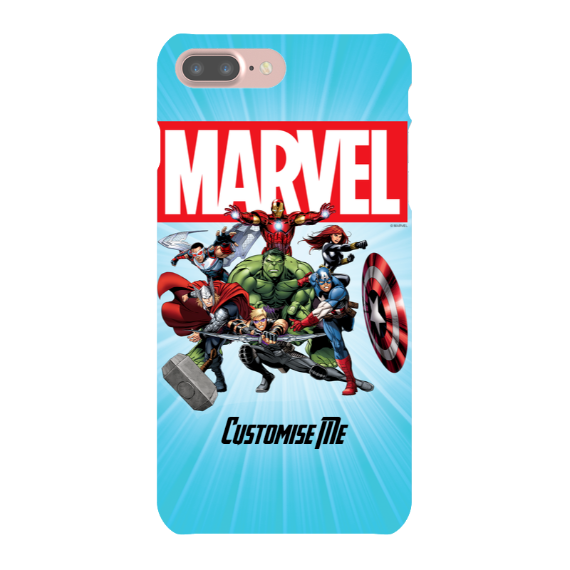 Marvel Avengers Group iPhone 7 Phone Case
