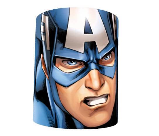 Marvel Avengers Assemble Captain America Mug