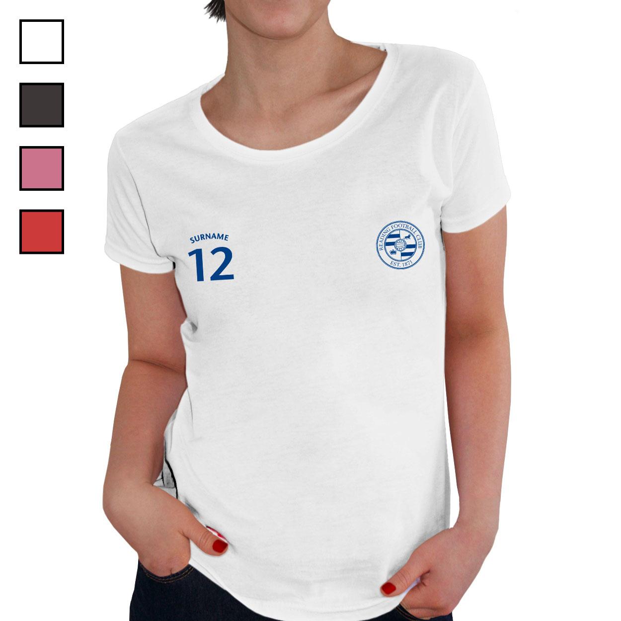 Reading FC Ladies Sports T-Shirt