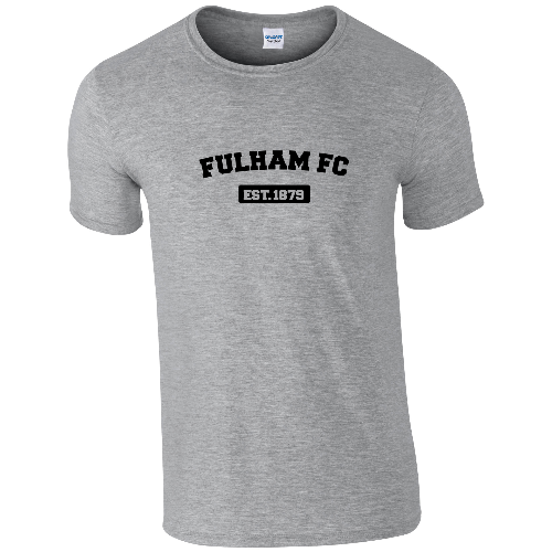 Fulham FC Varsity Established T-Shirt