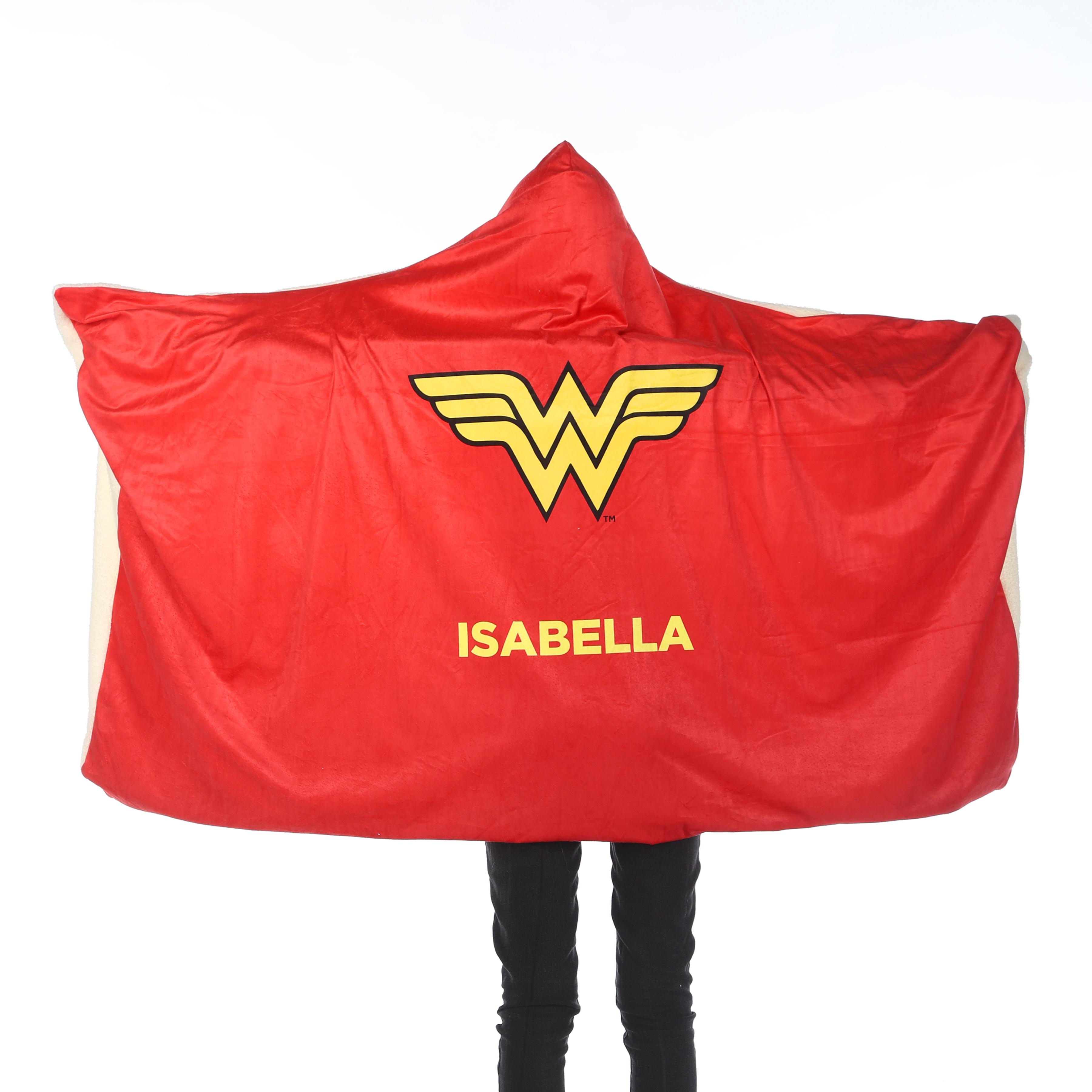 Wonder Woman™ Kids Hooded Blanket - Wonder Woman Cape