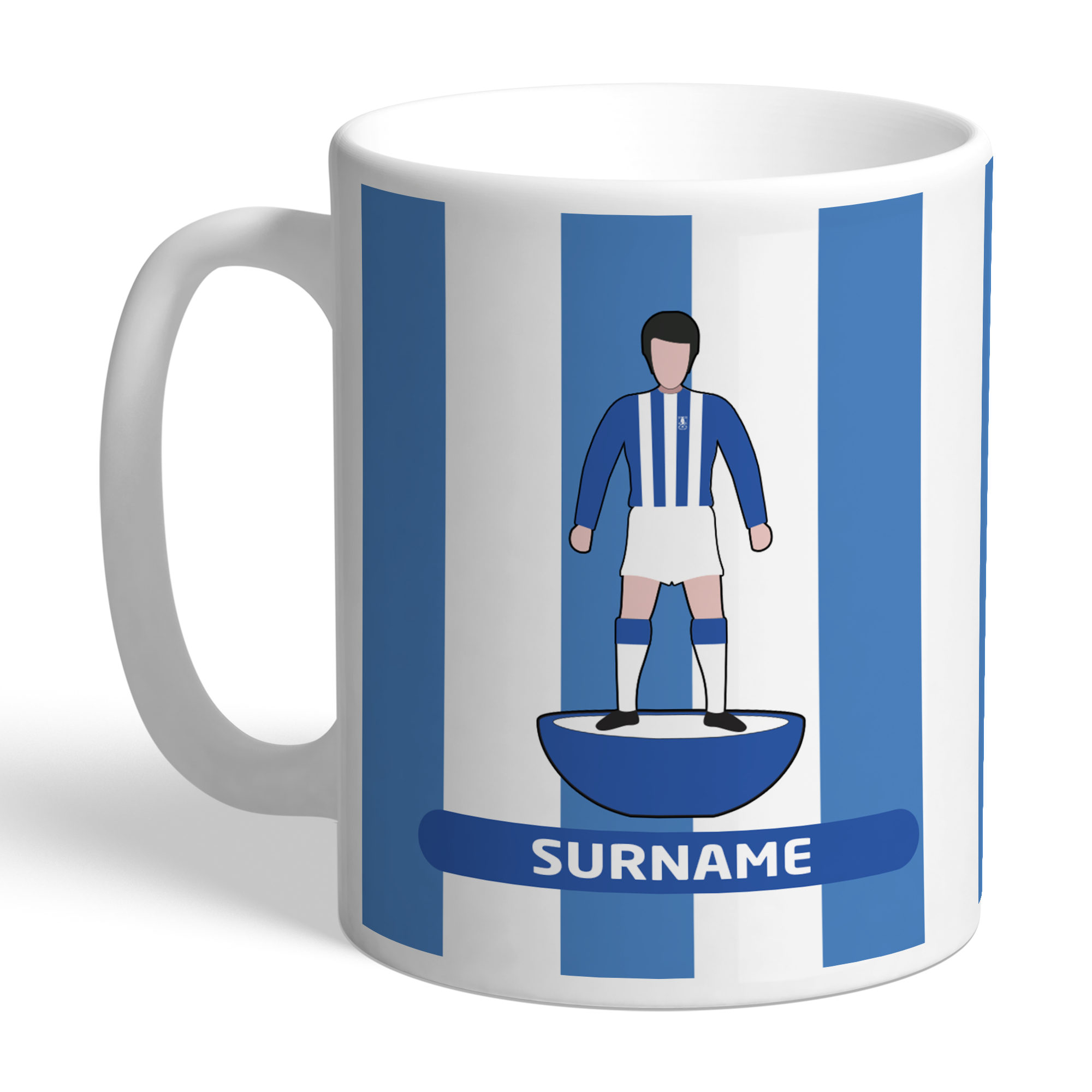 Sheffield Wednesday Player Figure Mug