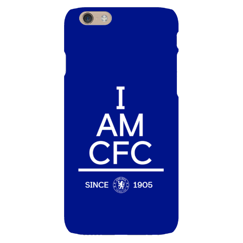 Chelsea FC I Am iPhone 6/6S Phone Case