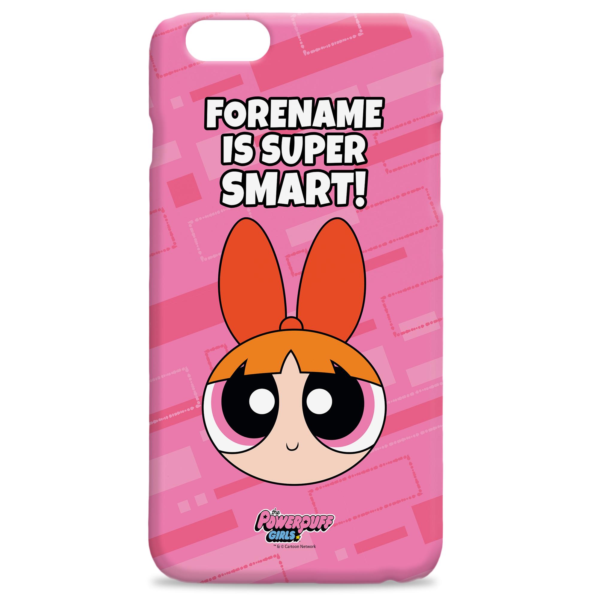 Powerpuff Girls Blossom Pattern iPhone Case