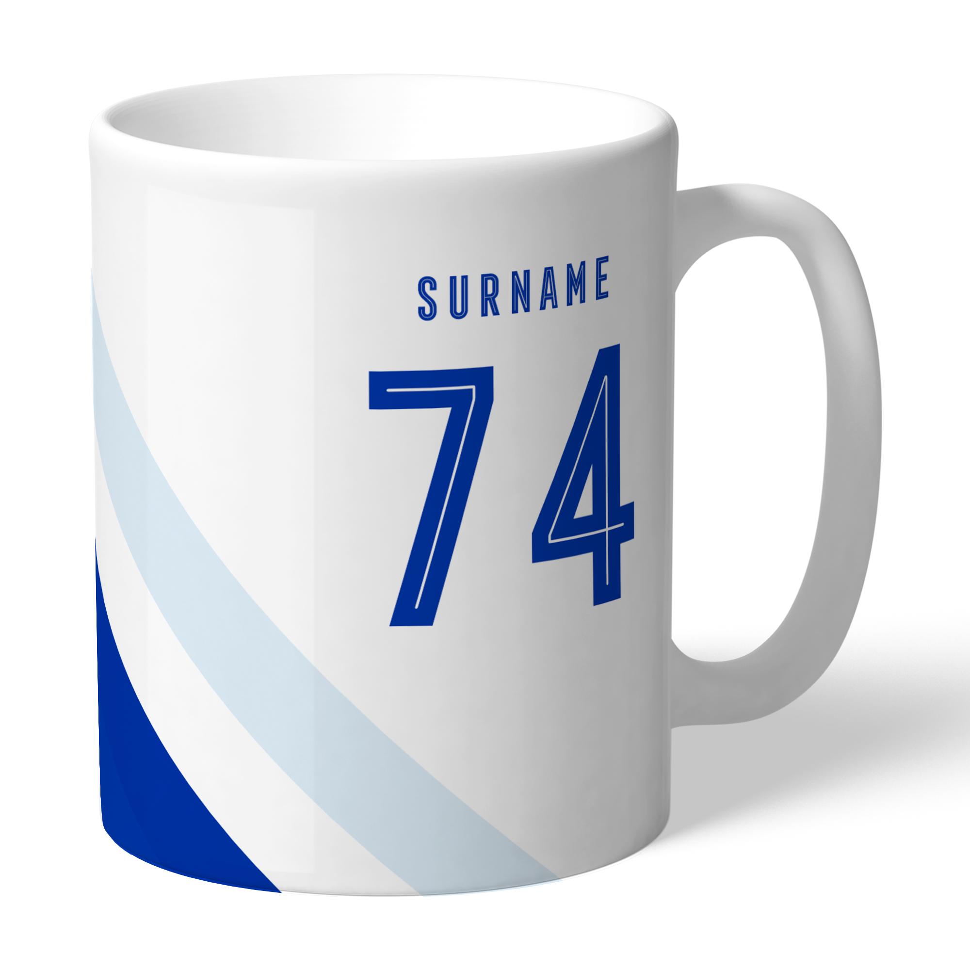 Brighton & Hove Albion FC Stripe Mug