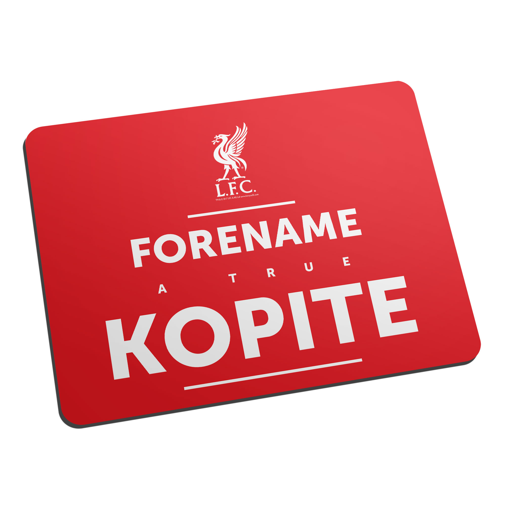 Liverpool FC True Mouse Mat