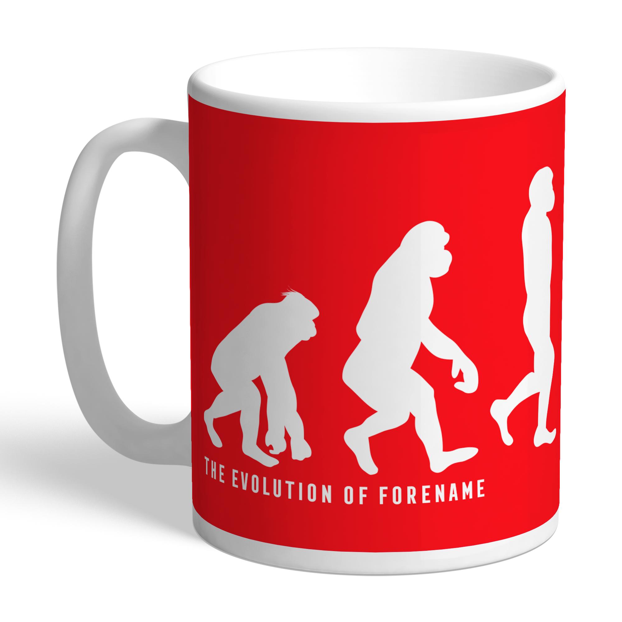 Liverpool FC Evolution Mug