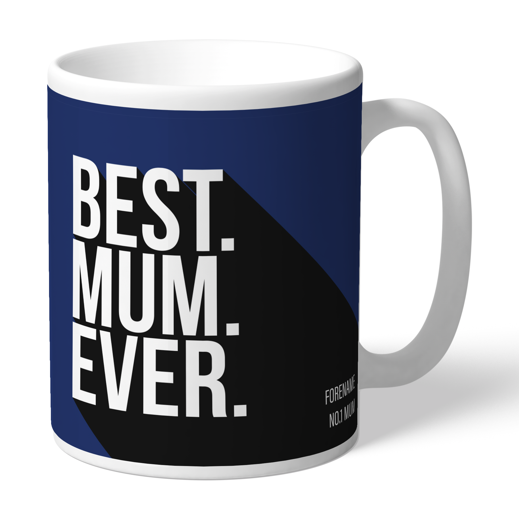 West Bromwich Albion FC Best Mum Ever Mug