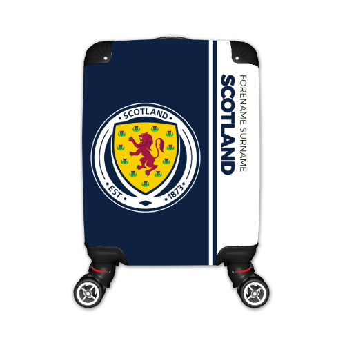 Scotland Crest Kid's Suitcase