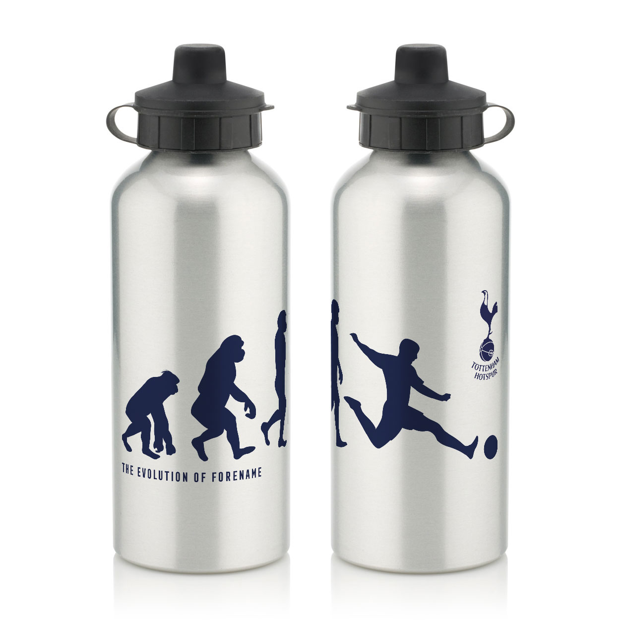 Tottenham Hotspur FC Evolution Water Bottle