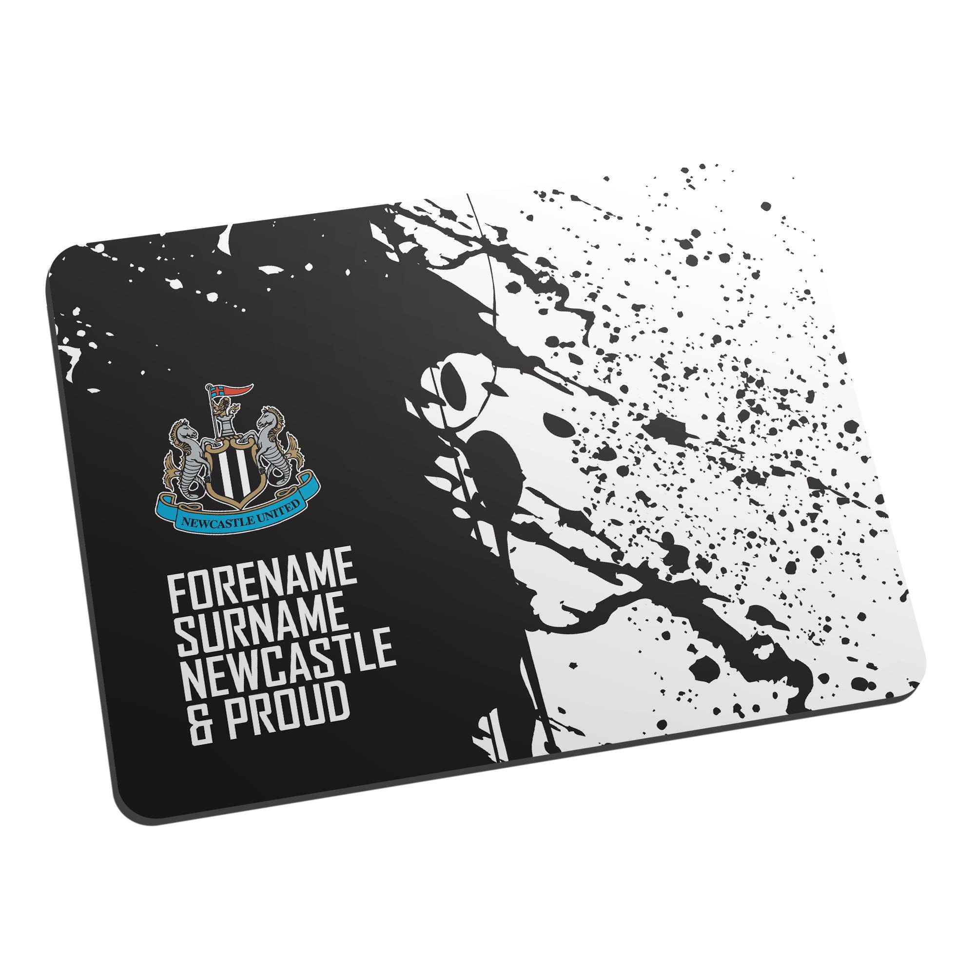 Newcastle United FC Proud Mouse Mat