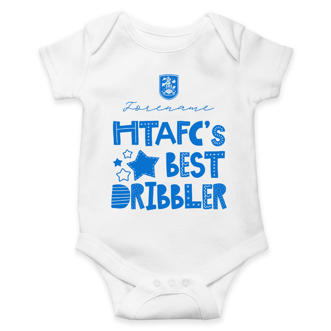 Huddersfield Town AFC Best Dribbler Baby Bodysuit
