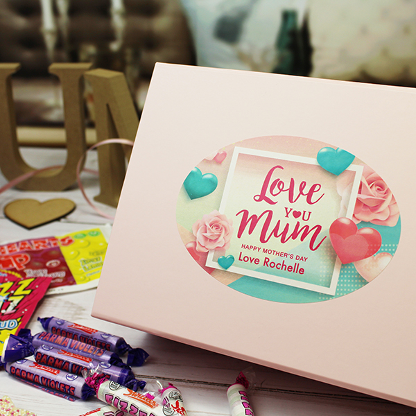 Deluxe Mothers Day sweet box