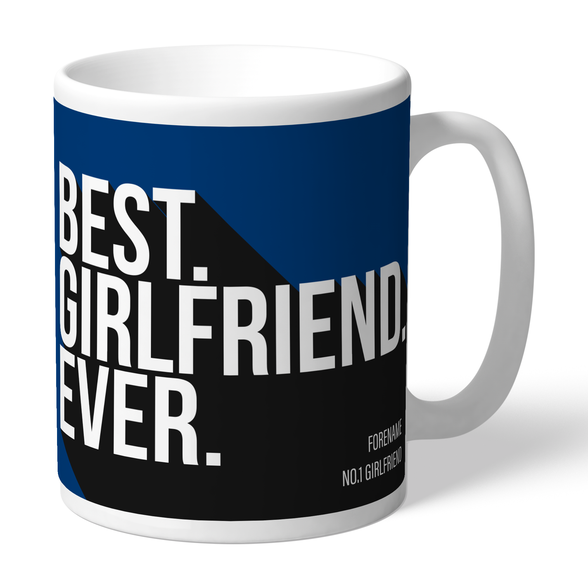 Bolton Wanderers Best Girlfriend Ever Mug
