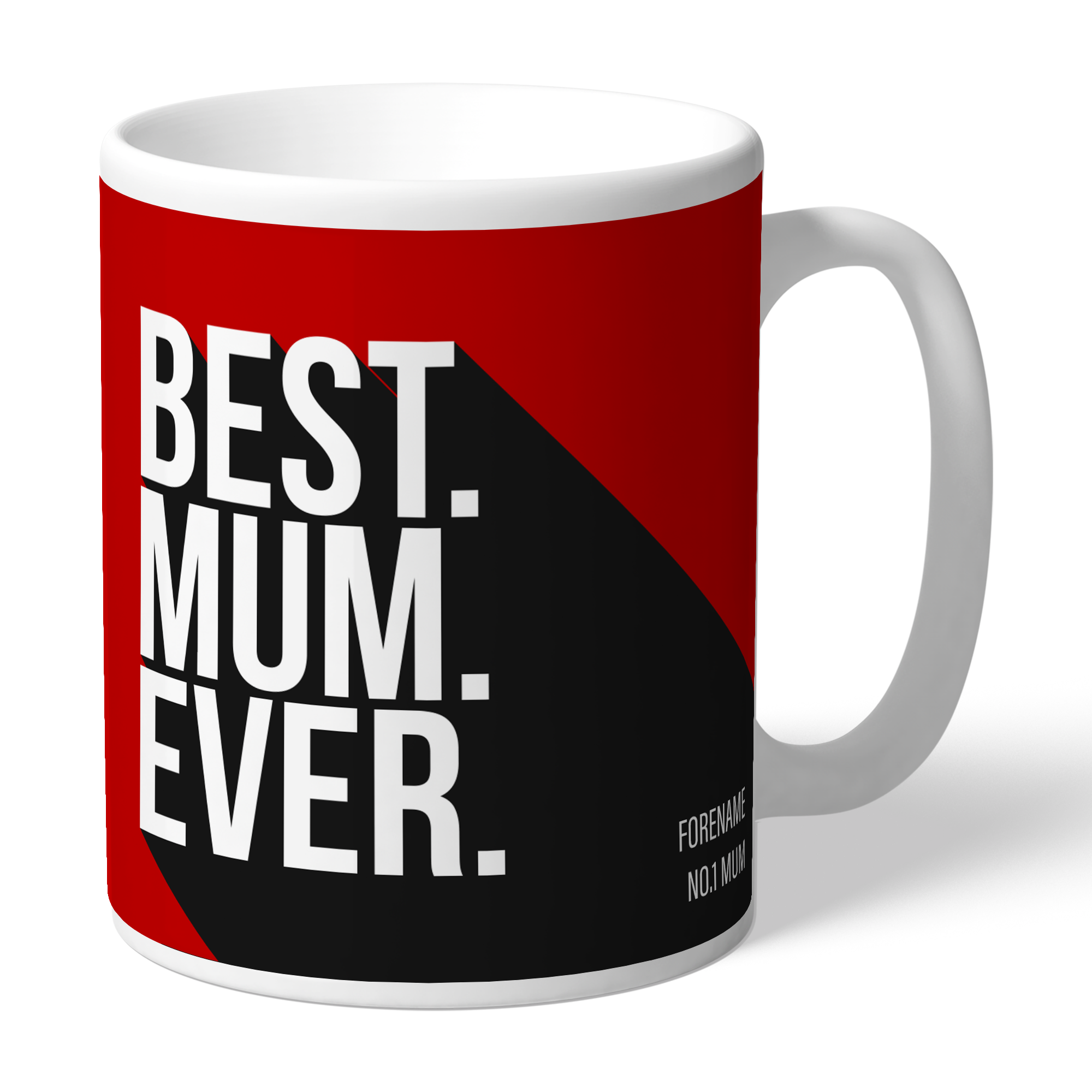 Brentford Best Mum Ever Mug