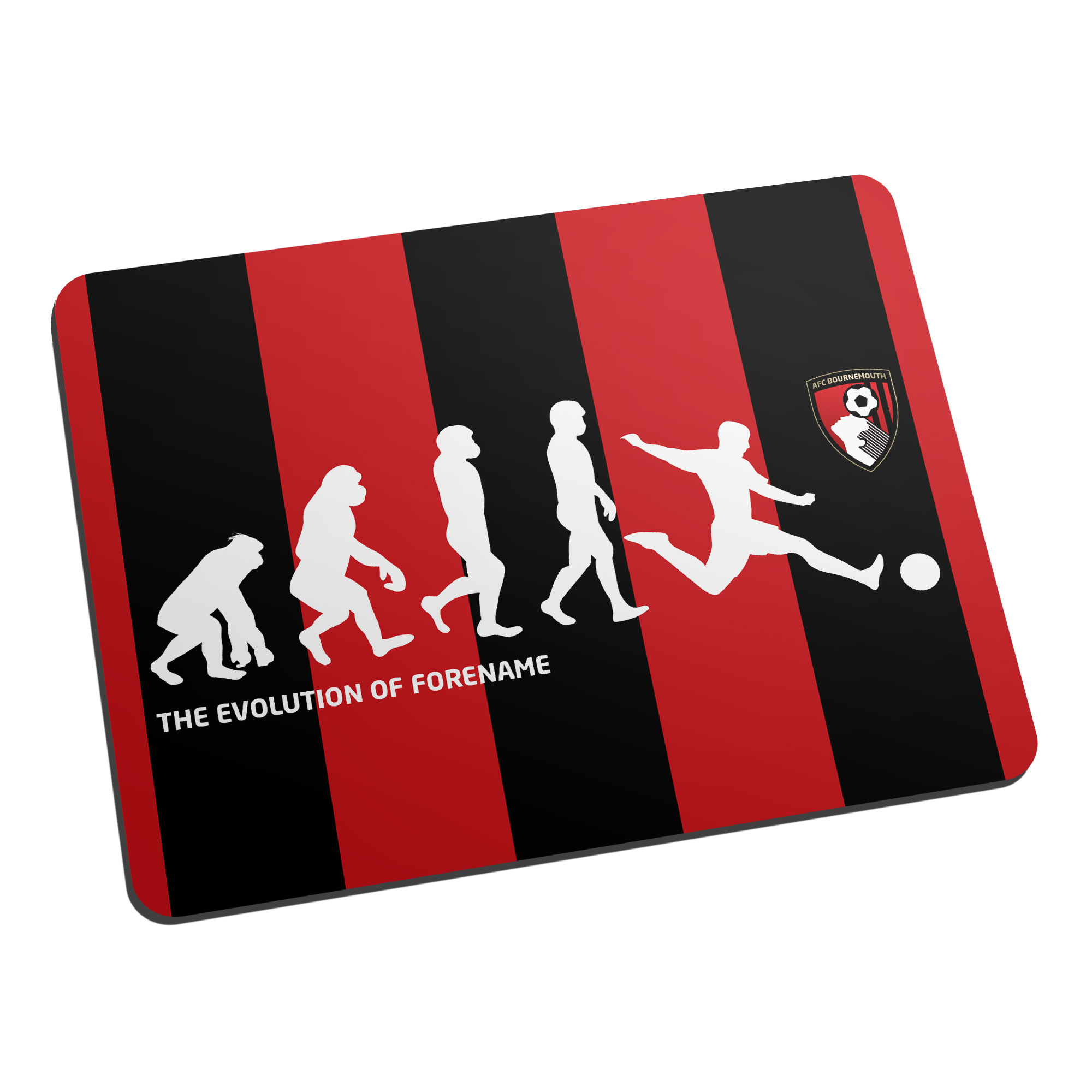 AFC Bournemouth Evolution Mouse Mat