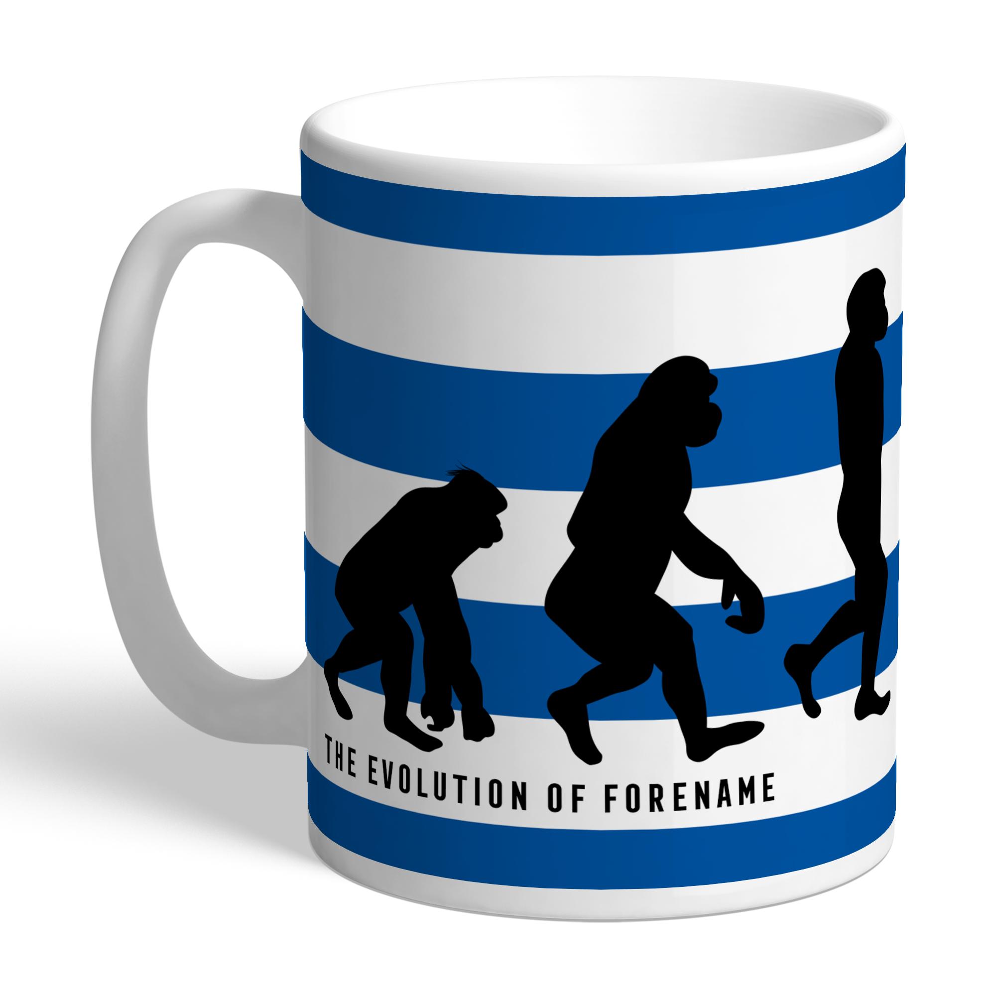 Queens Park Rangers FC Evolution Mug