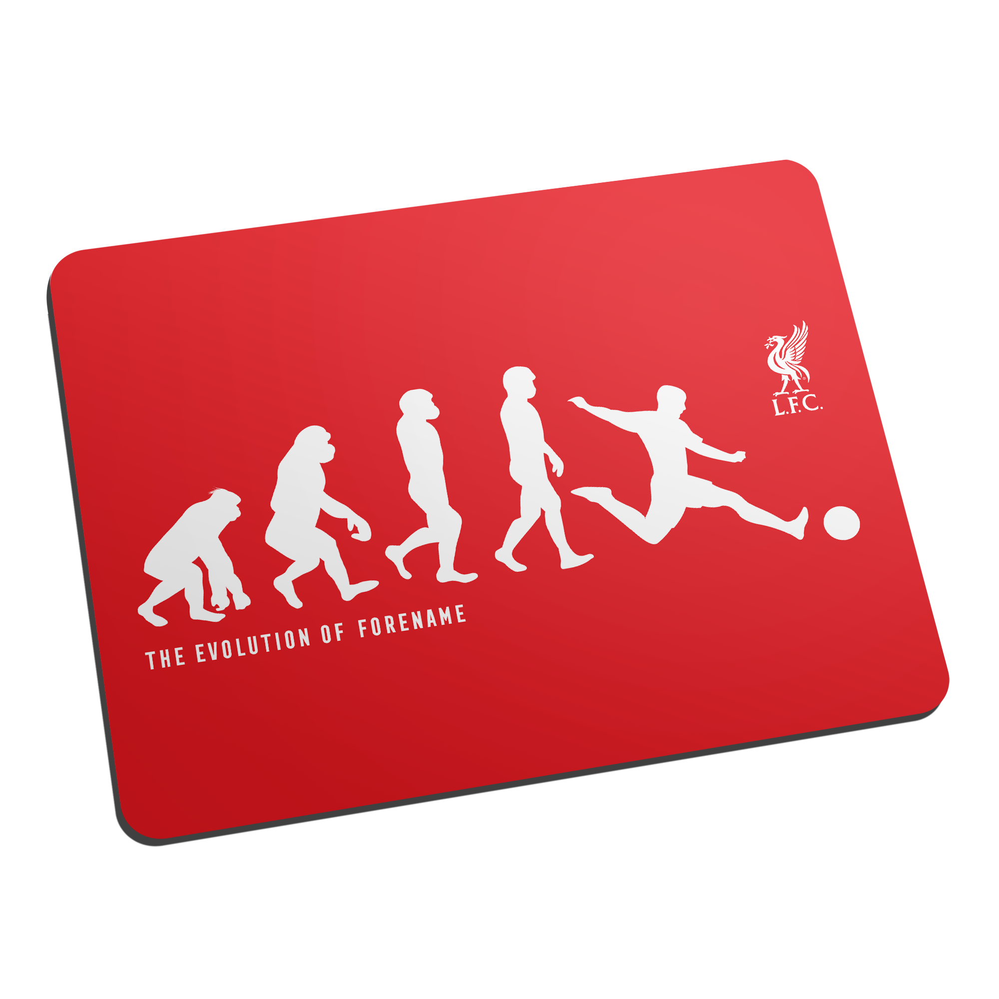 Liverpool FC Evolution Mouse Mat