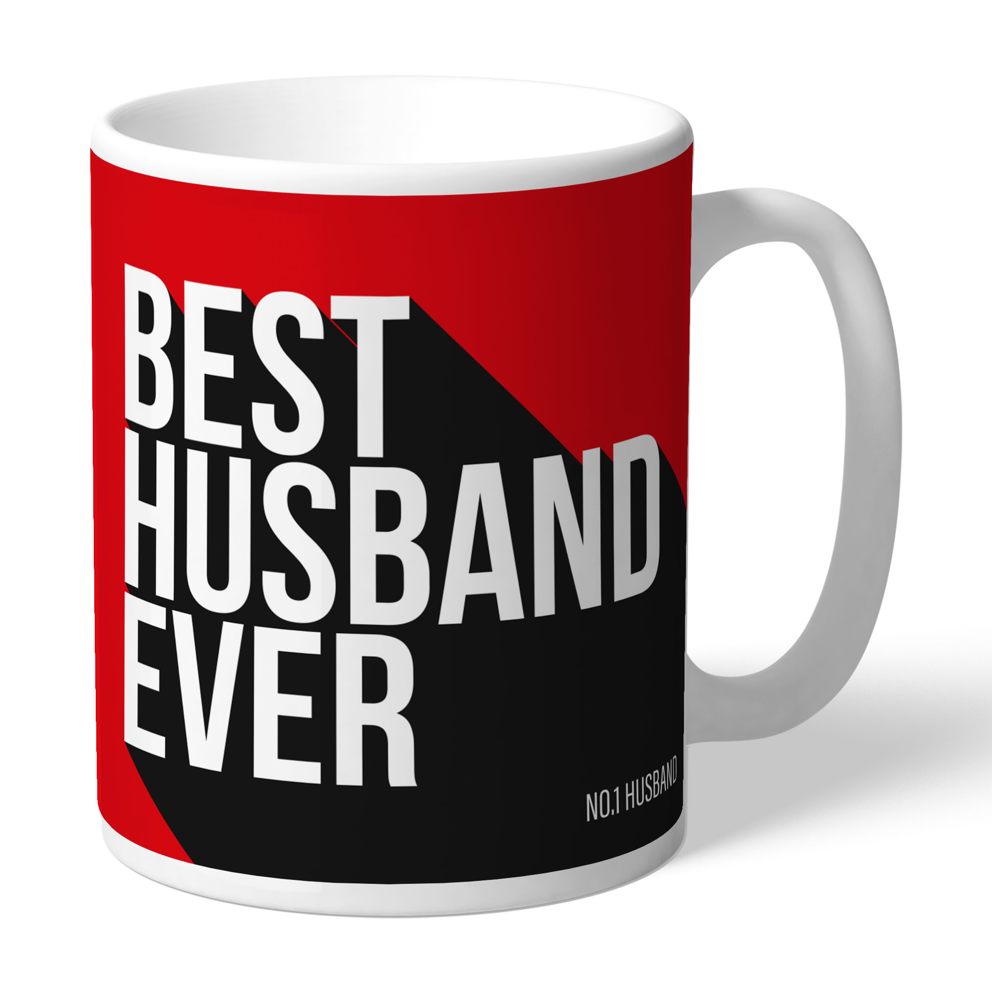 Manchester United FC Best Husband Ever Mug