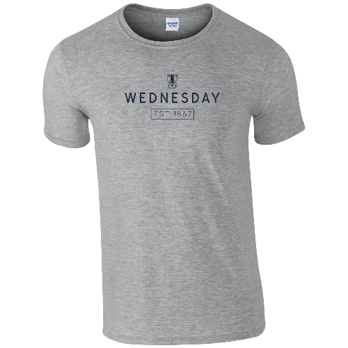 Sheffield Wednesday FC Minimal T-Shirt