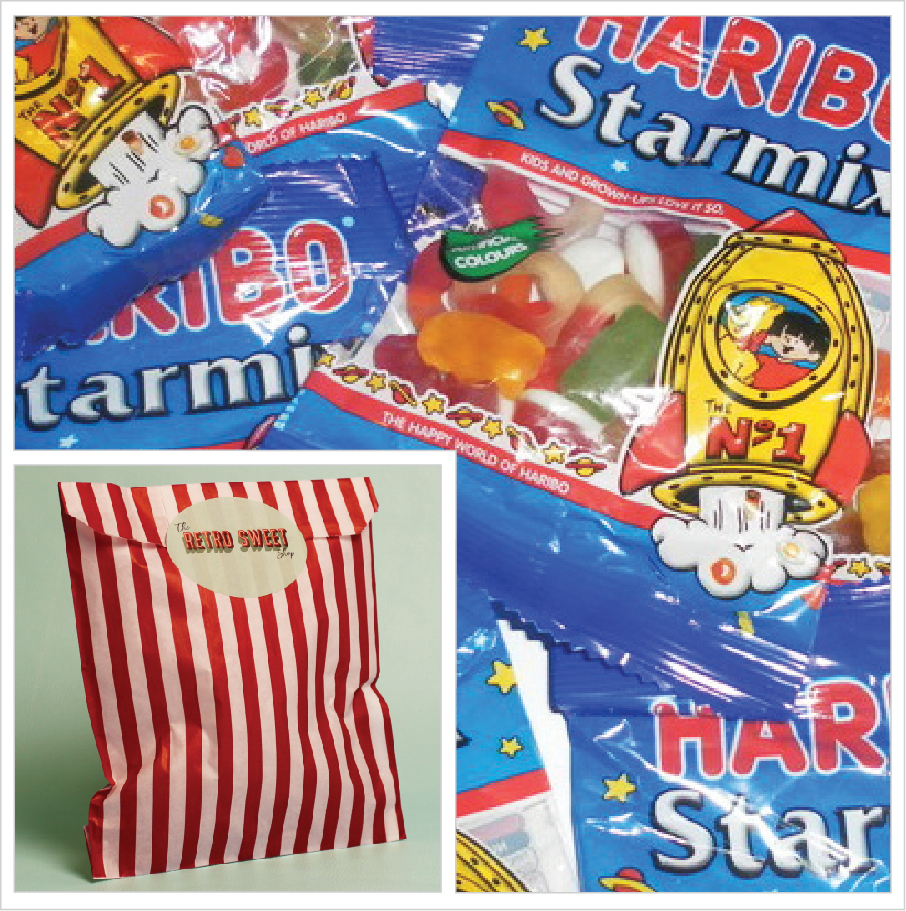 Haribo Starmix Sweet Bag