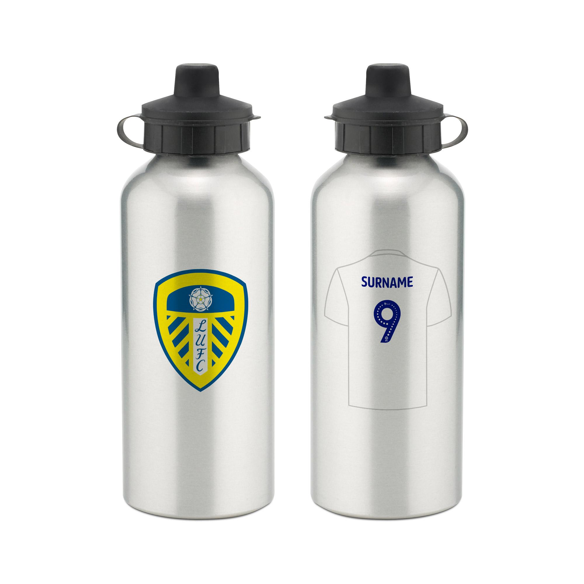 Leeds United FC Aluminium Water Bottle