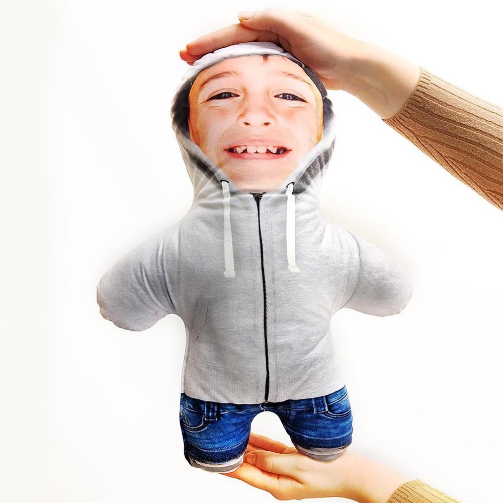 Hoodie - Grey - MINI ME
