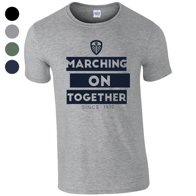 Leeds United FC Chant T-Shirt