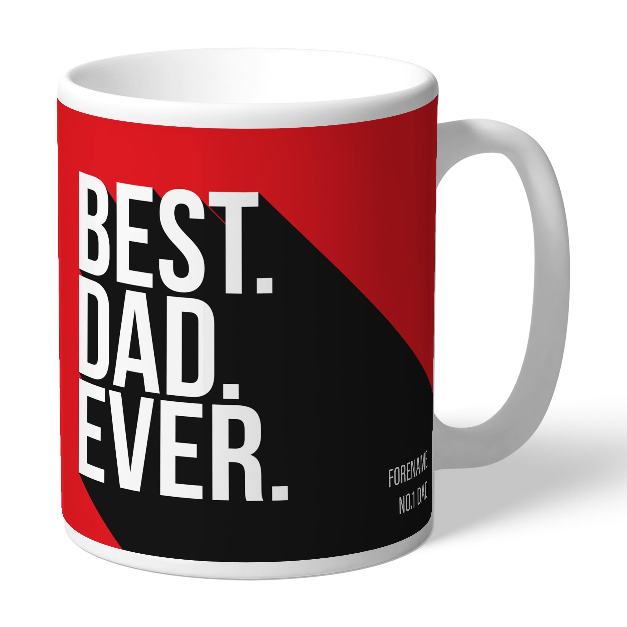 Liverpool FC Best Dad Ever Mug