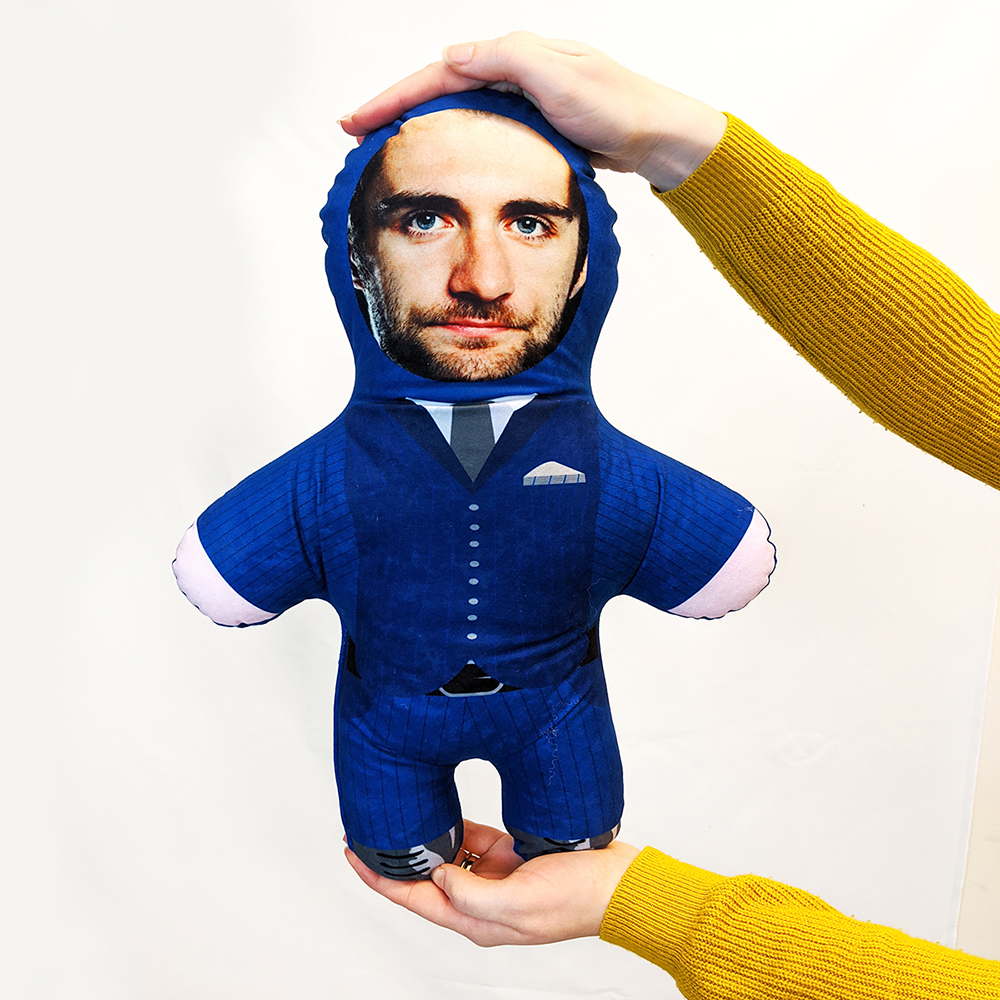 Blue Suit - MINI ME