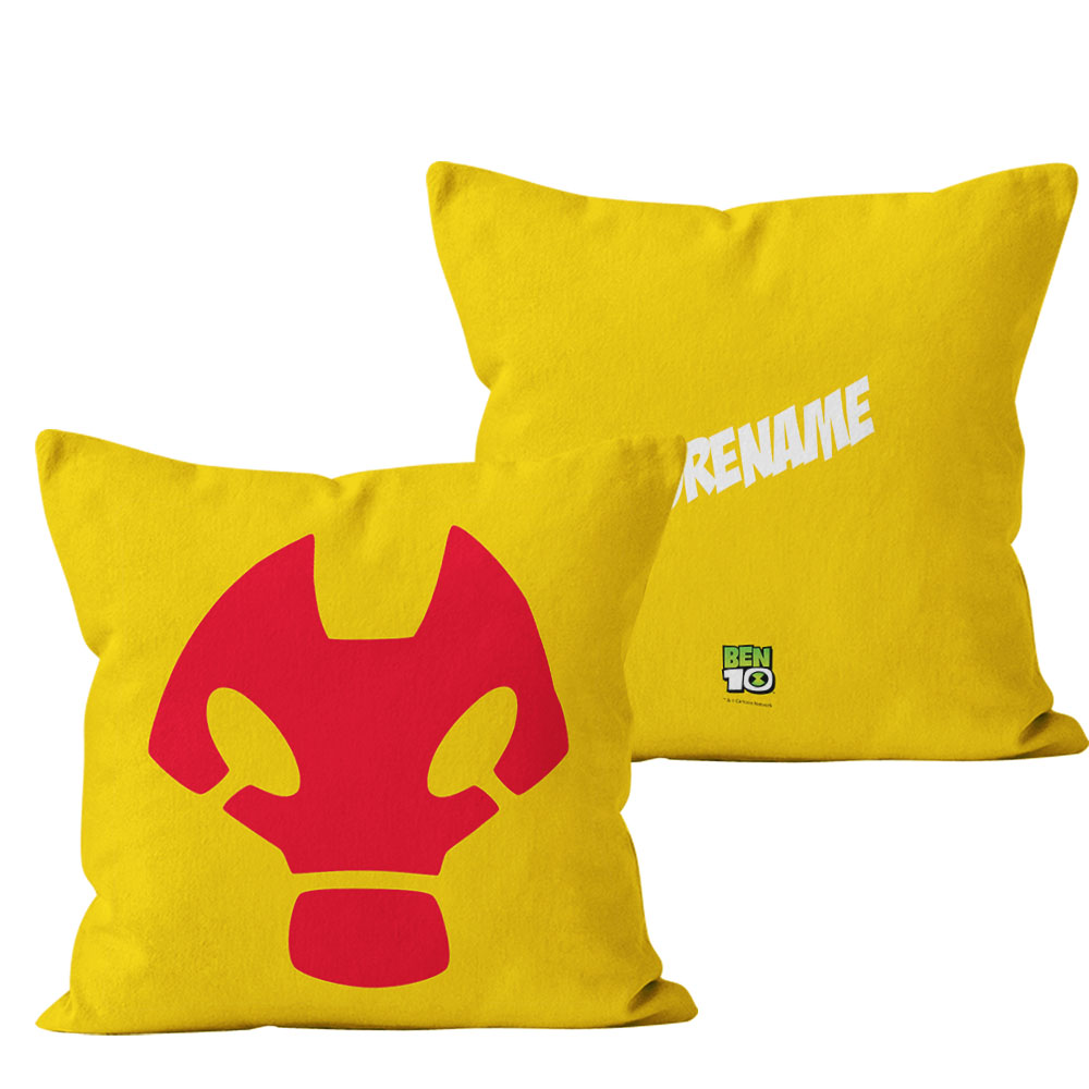 Ben 10 Heatblast Cushion