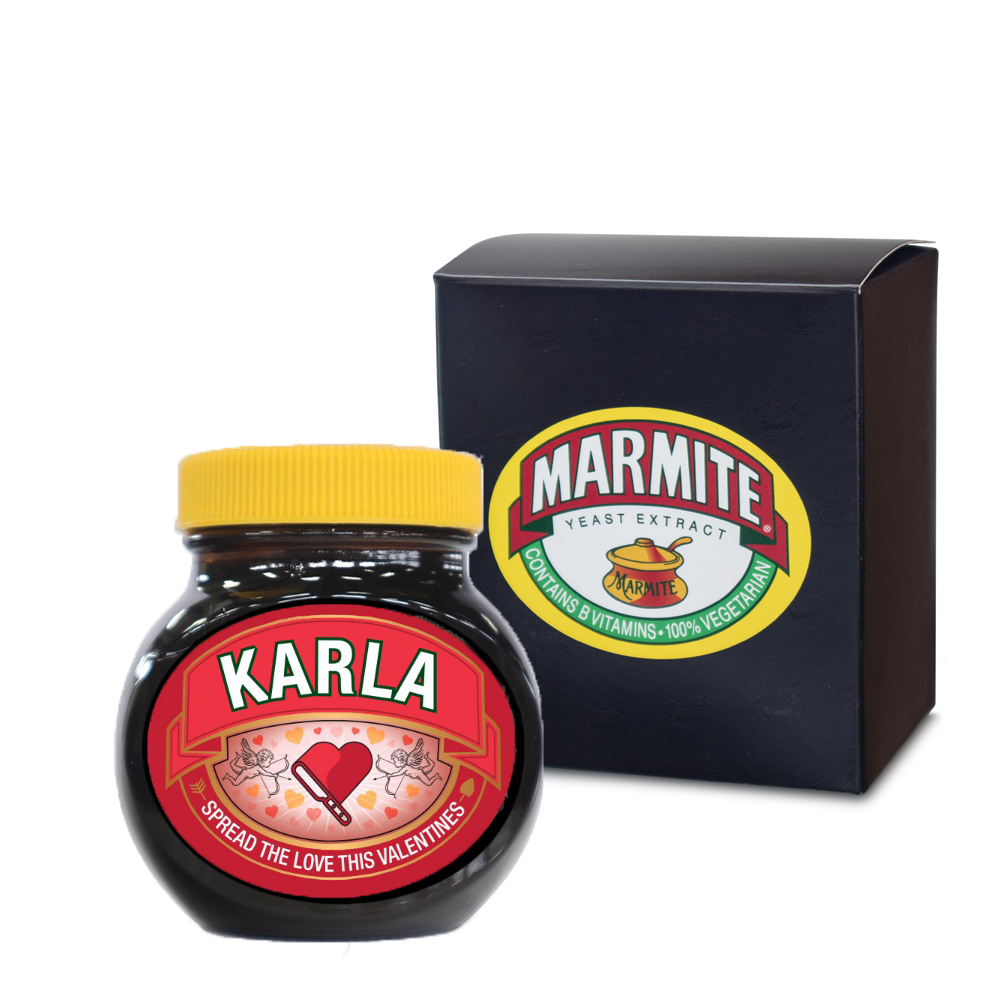 Marmite – Valentines Edition with Gift Box