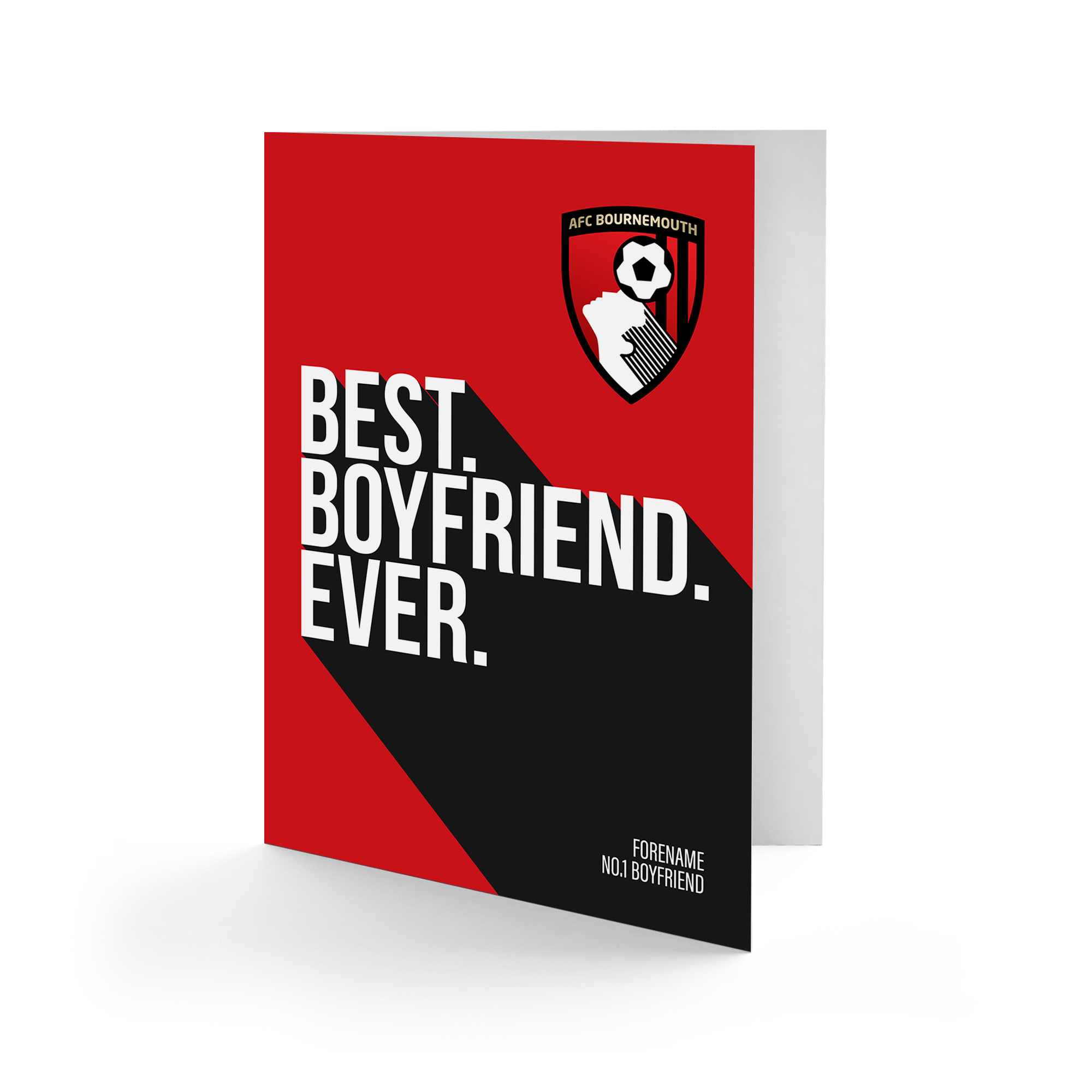 AFC Bournemouth Best Boyfriend Ever Card