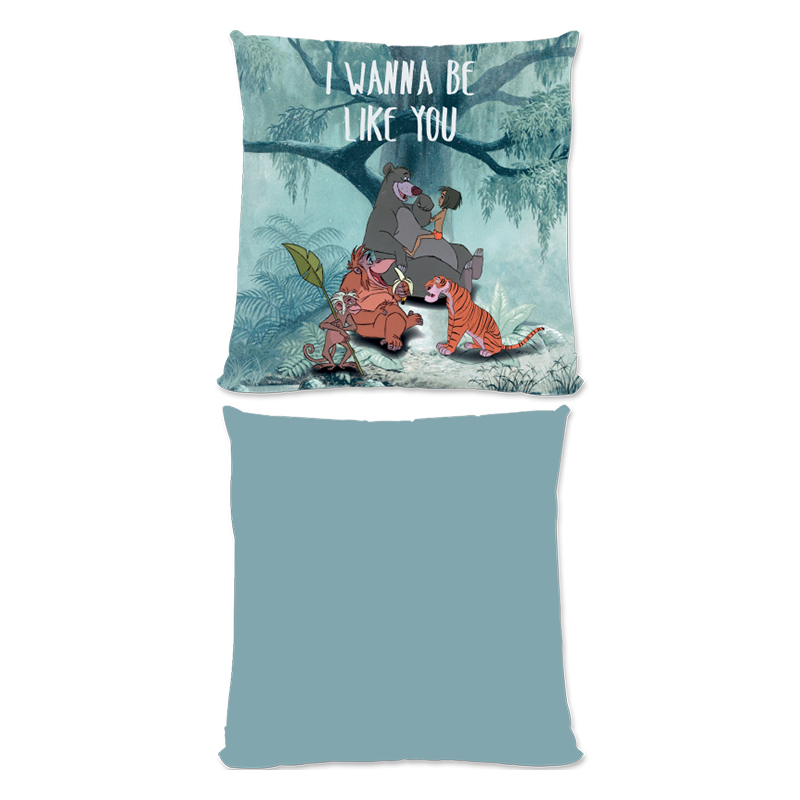 Disney The Jungle Book 'I Wanna Be Like You' Large Fiber Cushion