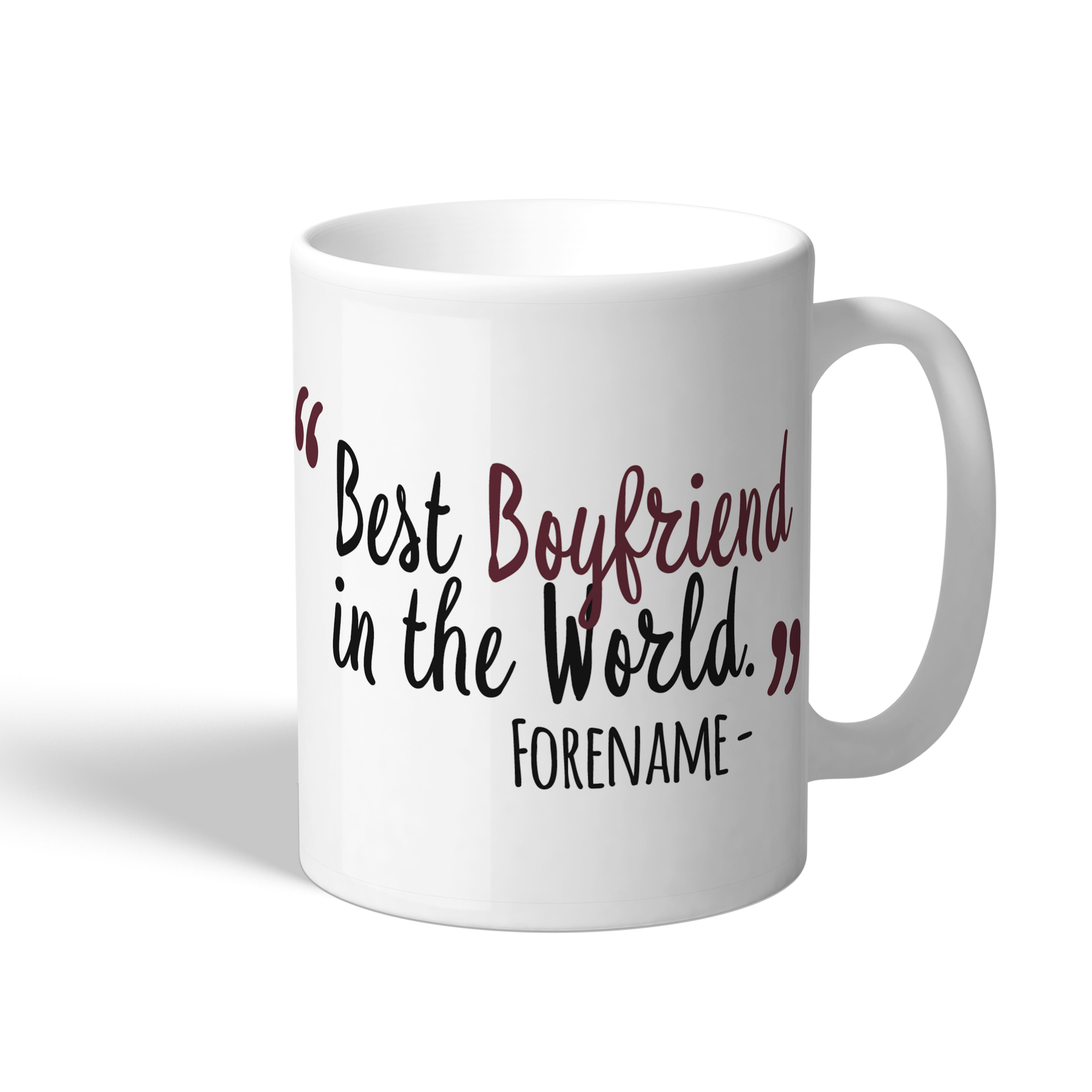 West Ham United FC Best Boyfriend In The World Mug