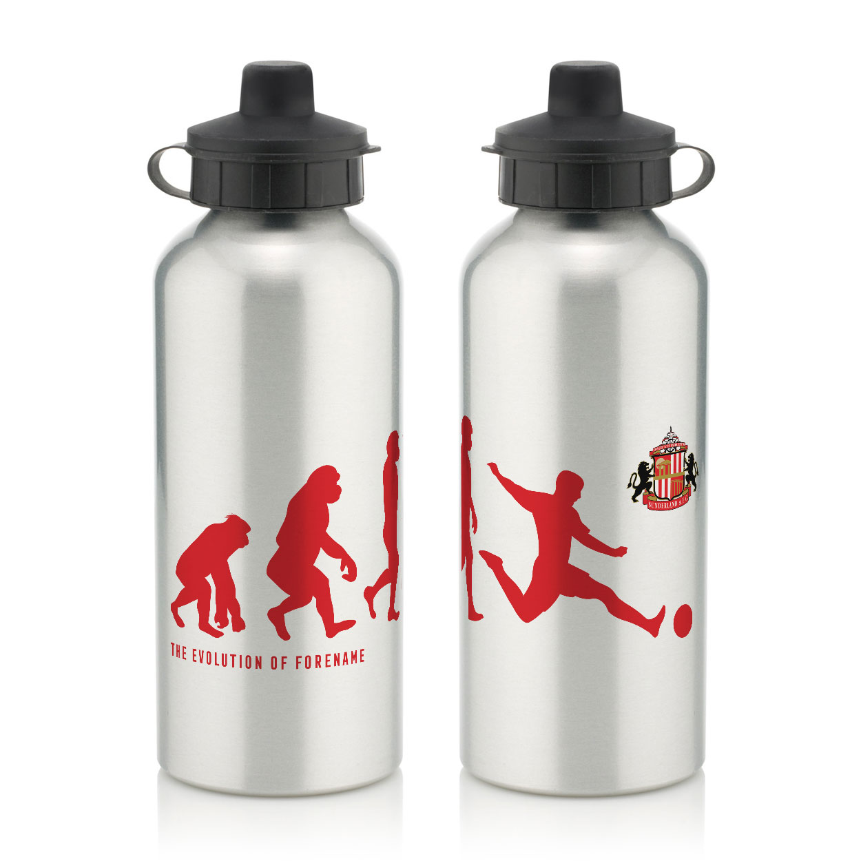 Sunderland AFC Evolution Water Bottle