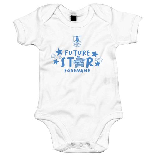 Sheffield Wednesday FC Future Star Baby Bodysuit